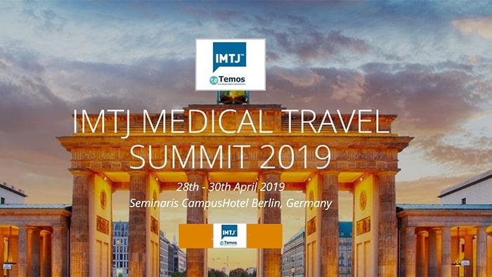اجلاس مسافرت پزشکی ۲۰۱۹ در آلمان برگزار میشود
