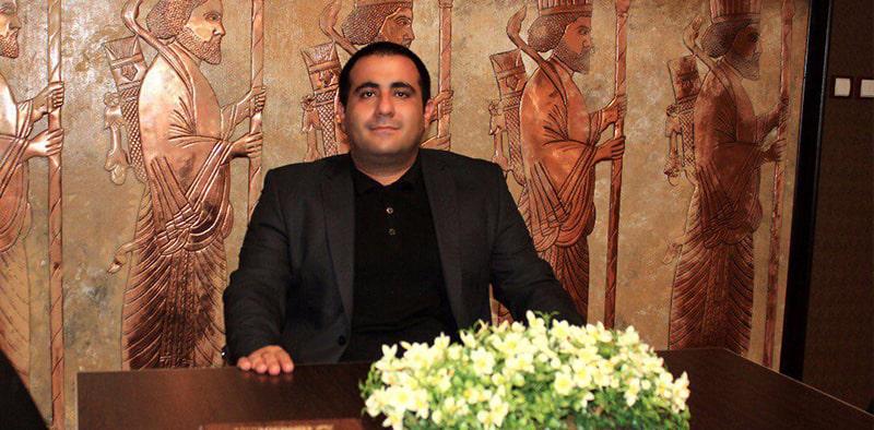 امیرپویان رفیعیشاد فعال حوزه گردشگری