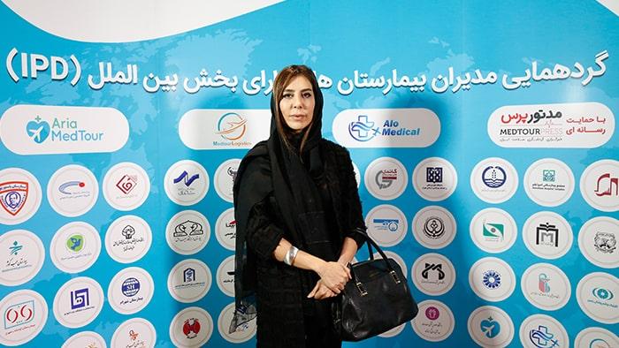 تمرکز گردشگری سلامت نباید فقط روی تهران باشد