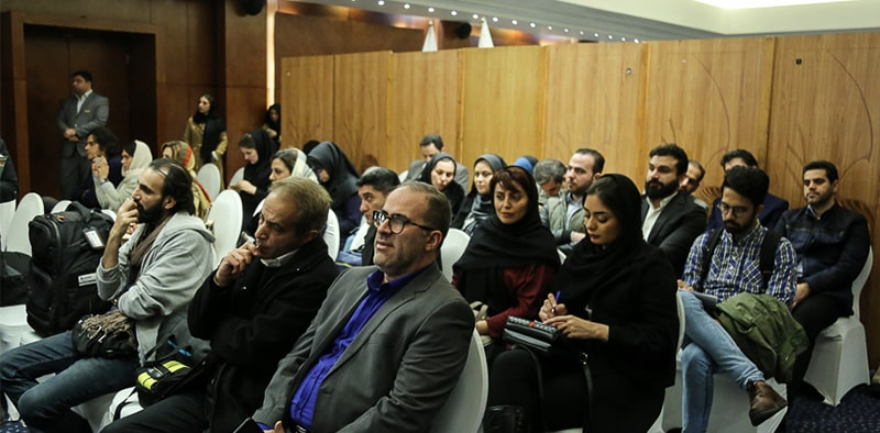 خبرنگاران عزیز در نشست خبری کنگره