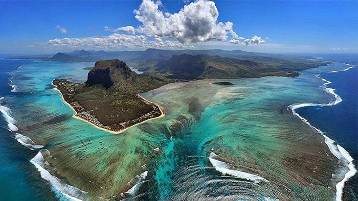 یک تیر و دونشان در جزیره موریس
