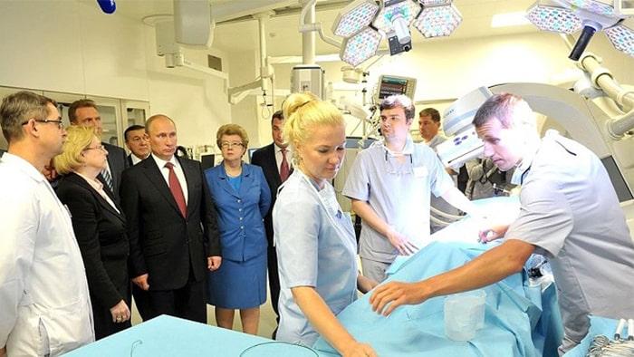 آمارها از رشد گردشگری پزشکی روسیه خبر میدهند