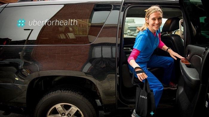 اوبر هلث پزشکان را از راه دور به بیماران وصل میکند