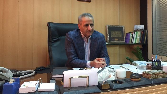 سید حمید حسینی عضو هیئت رئیسه و دبیرکل اتاق مشترک بازرگانی ایران و عراق