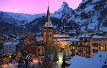 طبیعت کوهستانی سوئیس در خدمت گردشگری سلامت