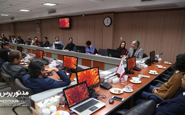 ویدیویی از دورهمی مدتورتاک در محل اتاق بازرگانی تهران