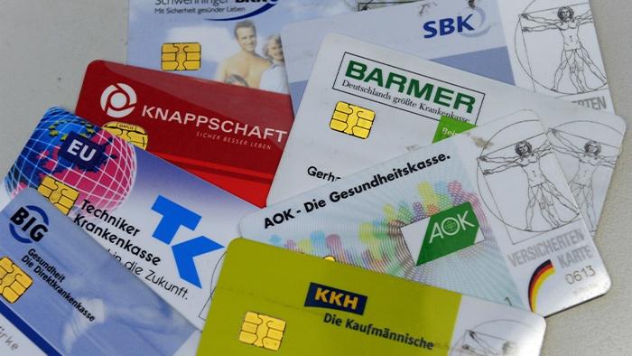 انواع بیمه در آلمان برای خدمات درمانی