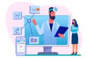 طراحی سایت پزشکی برای پزشکان