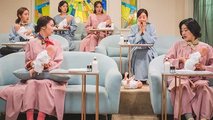 چطور مراکز مراقبت پس از زایمان در کره رشد کردند؟