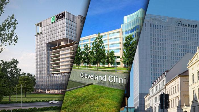 برترین بیمارستانهای جهان در سال ۲۰۲۰